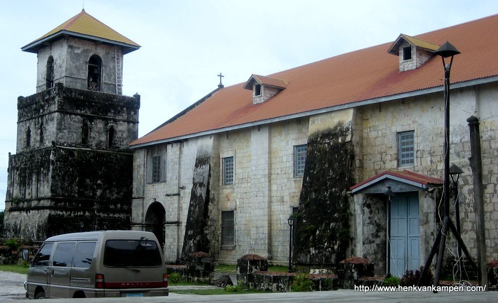 Our Lady of the Immaculate Conception, Baclayon, Bohol, Philippines