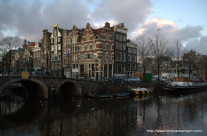 Wordless Wednesday: Canals in Amsterdam