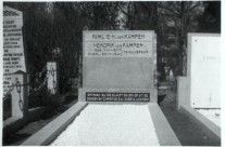 Family grave (continued)