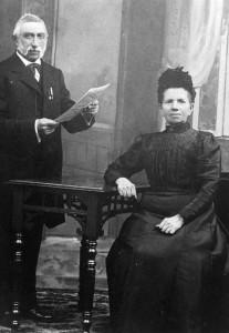 Pieter Johannnes Koopman and Catharina Johanna Maria Foppen