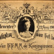 Gathering dust: Royal visit to Deventer