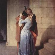 Hayez's kiss