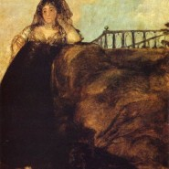 Goya's black paintings