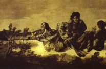 Goya's black paintings: The fates
