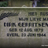 Tombstone Tuesday: Dirk Gerritsen