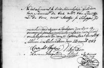 Marriage of Teunis de Birk and Mietje Schipper
