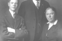 Hendrik van Kampen and Geertje Wiesenekker