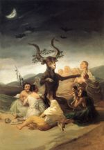 Francisco Goya - The witches sabbath