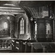 Church Sunday: Roden church interior