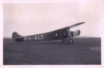 A 1937 plane trip