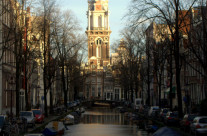 Wordless Wednesday: Groenburgwal canal in Amsterdam