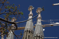 Wordless Wednesday: La Sagrada Familia