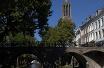 Wordless Wednesday: Oude Gracht