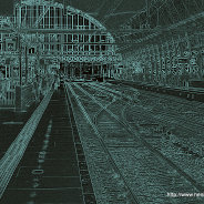 Experiment: Amsterdam Central Station