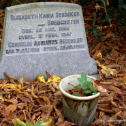 Tombstone Tuesday: Beudeker