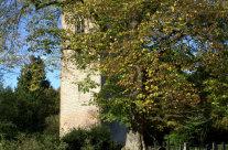The church tower of Oud-Leusden
