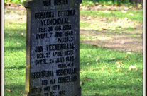 Tombstone Tuesday: Veenendaal family grave