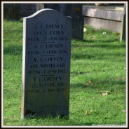 Tombstone Tuesday: Van Loenen family grave