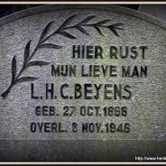 Tombstone Tuesday: Beijens