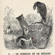 Le corbeau et le renard