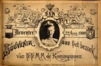 Gathering dust: Royal visit to Deventer