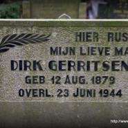 Tombstone Tuesday: Dirk Gerritsen